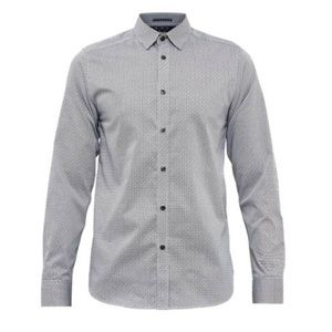 Ted Baker London Jamidoj Trim Fit Sport Shirt 6